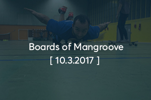 Boards of Mangroove