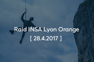 Raid INSA Lyon Orange